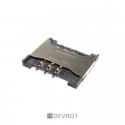 Connecteur carte SIM