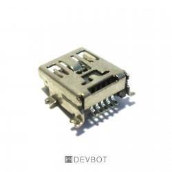Connecteur Mini USB Femelle