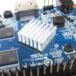 Dissipateur thermique 14x14x6