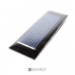 Cellule solaire 0,5V 100mA