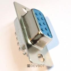 Connecteur RS-232 DB9 Femelle