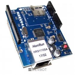 Shield Ethernet Arduino W5100