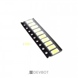 LED CMS 5730 Blanc Froid