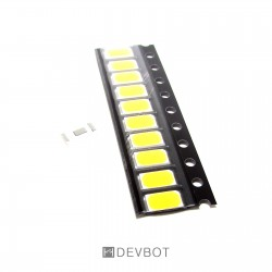LED CMS 5730 Blanc Chaud