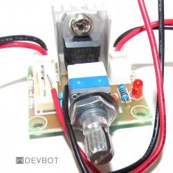 Module Variateur 12V LM317