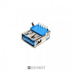 Connecteur USB 3.0 A Femelle
