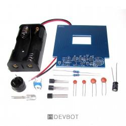 Kit détecteur de métaux (à...