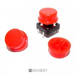 Capuchon Rouge pour bouton...