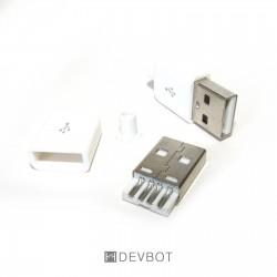 Connecteur USB Type A Mâle...