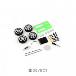 Mini kit voiture solaire à...
