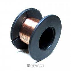 Bobine Fil émaillé 0.1mm