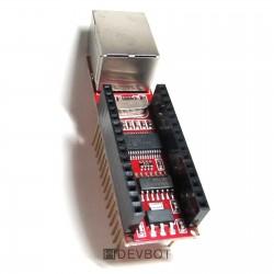 Shield Ethernet Arduino Nano