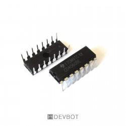 CD4060 Compteur diviseur...