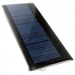 Cellule solaire 5,5V 55mA