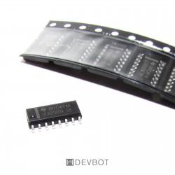 Réseau de transistors...