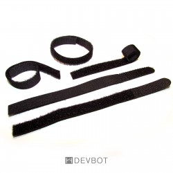 Serre-câbles Velcro 10x130
