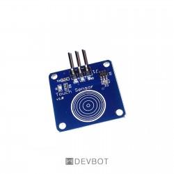 Capteur tactile capacitif 1...