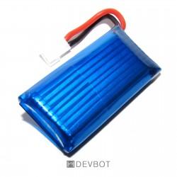 Batterie Lipo 3,7V 500mAh