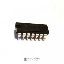 CD4001 Porte NON-OU