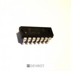 CD4011 Porte NON-ET