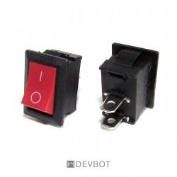 Interrupteur à bascule 250V...