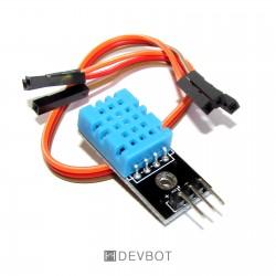 Module DHT11 + câbles