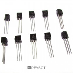 Transistor 2N3904 NPN