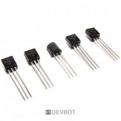 Transistor BC327 PNP
