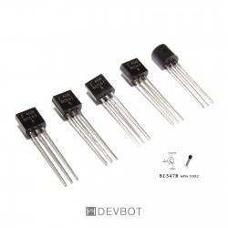 Transistor BC547B NPN