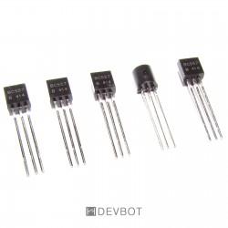 Transistor BC557 PNP
