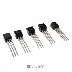 Transistor 2N2222 NPN